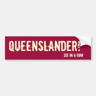 Queensland bildekal