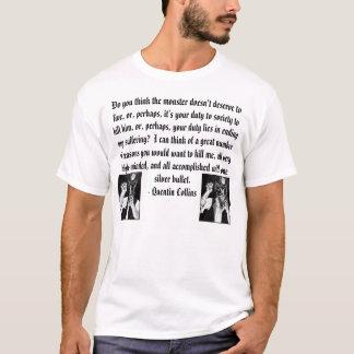 Quentin citationstecken t shirts