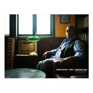 Quentin Paquignon kvartett - Giovani Chaton - Vykort