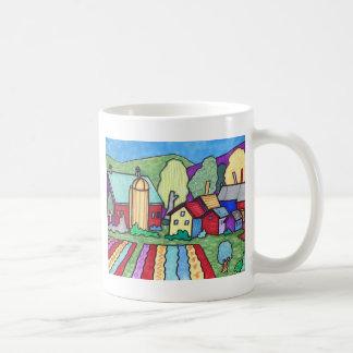Quentins lantgård kaffemugg