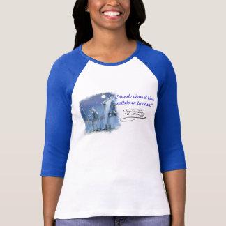 QUIJOTE - SANCHO - 400 år - Cervantes Camiseta Tshirts