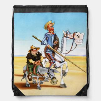 Quixote tecken vid @QUIXOTEdotTV Gympapåse
