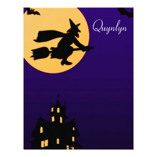 Quynlyn Halloween brevhuvud