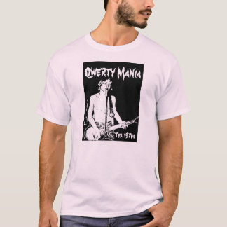 QWERTY vanvett70-tal T Shirts
