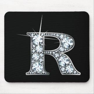 """R-"" diamant Bling Mousepad Musmatta"