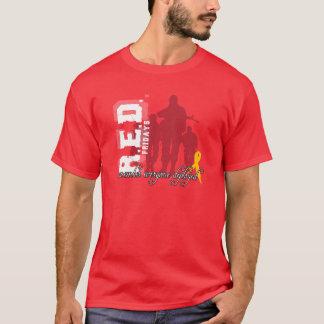 R.E.D. Fredagar T-shirt