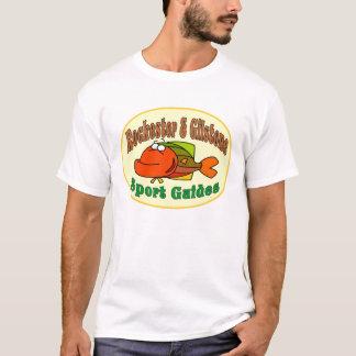 R&G-sportar vägleder Tshirts