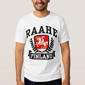 Raahe Finland Tee Shirts
