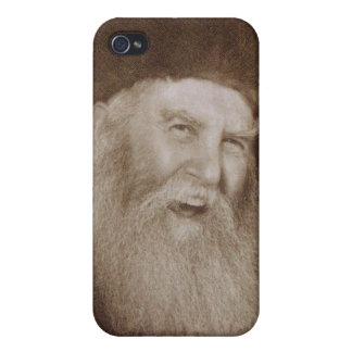 Rabbin Yosef Yitzchak Schneersohn iPhone 4 Skal
