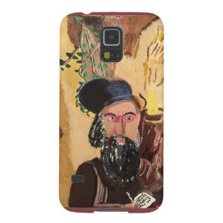 RabbinShimon pub Yochai Kabbalah Galaxy S5 Fodral