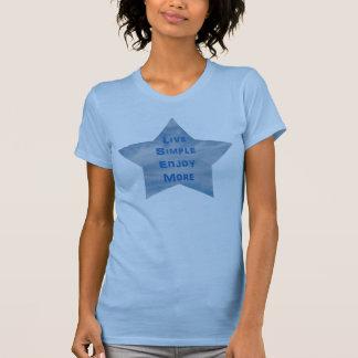 Racerback T-tröja Tee