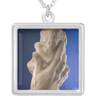 Räcka av guden, 1898 silverpläterat halsband