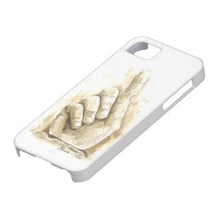 Räcka - kejsaren Constantine I. den underbara Barely There iPhone 5 Fodral