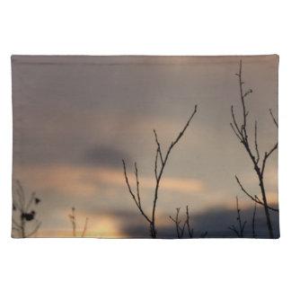 Räckvidd för solnedgången bordstablett