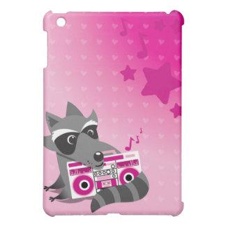 Racoonsten iPad Mini Mobil Skydd