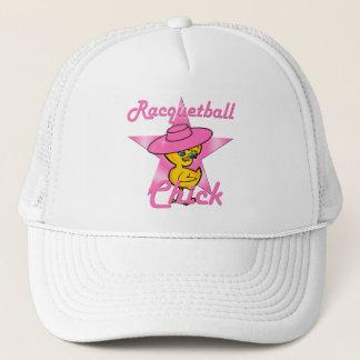 Racquetballchick #8 truckerkeps