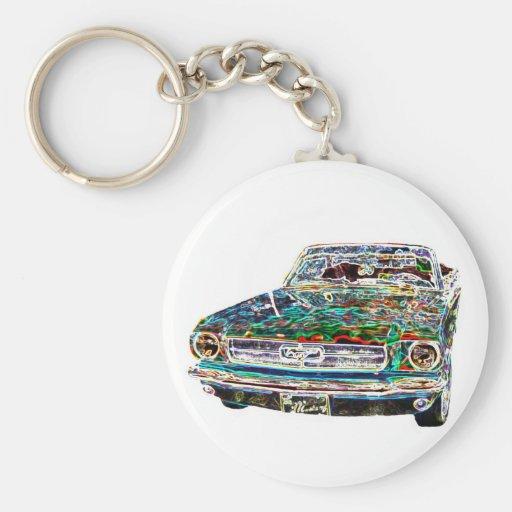 rad-keychain nyckel ringar