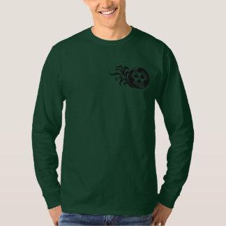 Rad-långärmad T-shirt