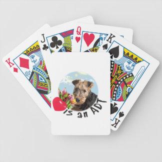 Radar val spelkort