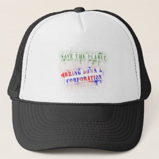 Räddade planeten keps
