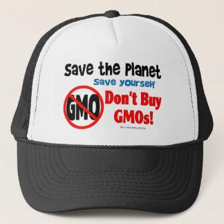Räddade planeten, sparar sig Yourself: Inte gör Keps