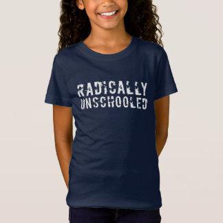 Radically Unschooled bekymrad stilsort Tröja