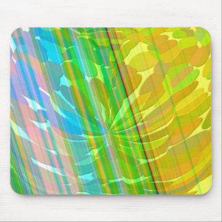 Radient - guld- regnbåge musmatta