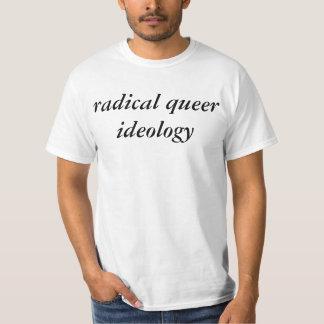 radikal konstig ideologi tshirts