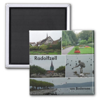 Radolfzell Radolfzell, förmiddag Bodensee Magnet
