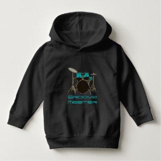 Räffla ledar- handelsresande~ trummar och t-shirts