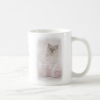 Ragdoll muggrosor kaffemugg