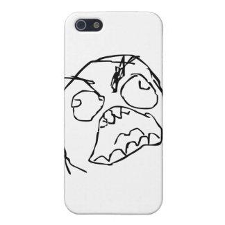 Rageguy iPhone 5 Skal