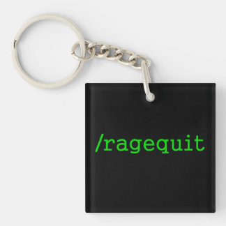 Ragequit Gamer