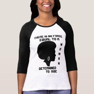Raglanen för sleeven Women's3/4 där är ingen T-shirts