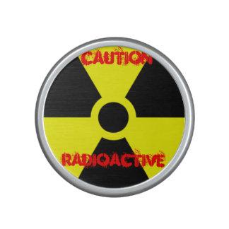 Raidioactive högtalare