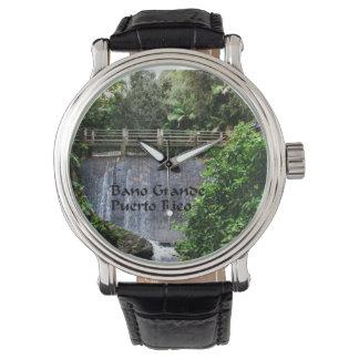 Rainforest för El Yunique Armbandsur