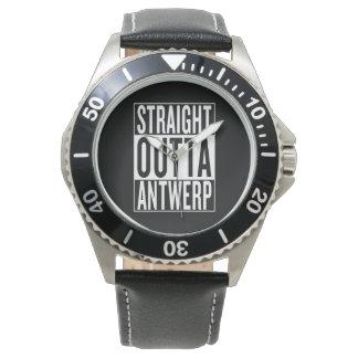 rak outta Antwerp Armbandsur