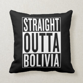 rak outta Bolivia Kudde