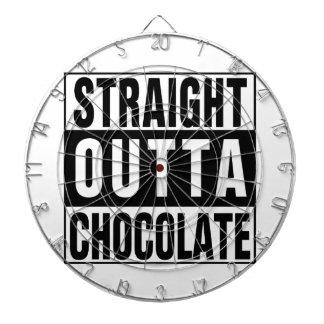 Rak Outta choklad Dart Tavlor