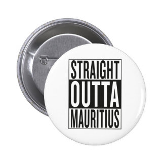 rak outta Mauritius Standard Knapp Rund 5.7 Cm