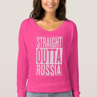 rak outta Ryssland Tröja