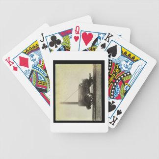 """Raket"" som är designat vid George Stephenson (178 Spelkort"