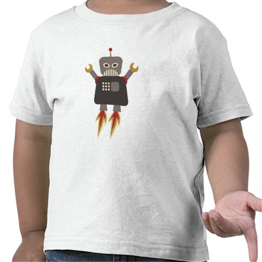 RaketrobotT-tröja