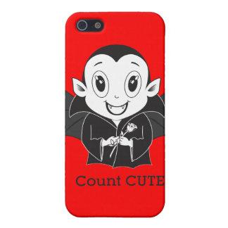 Räkning Cute® iPhone 5 Skal