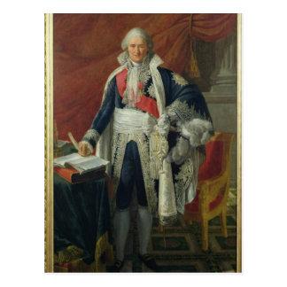Räkning Jean-Etienne-Marie Portalis 1806 Vykort