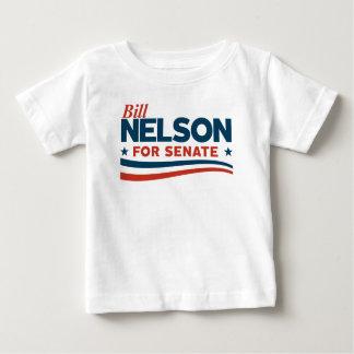 Räkning Nelson för senat Tee