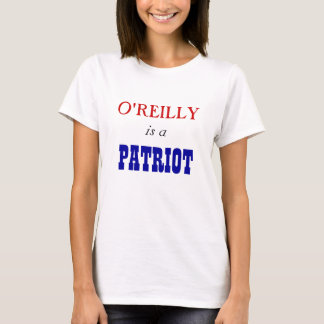 RäkningO Reilly patriot Tee Shirts