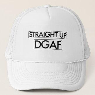 Raksträcka upp DGAF Truckerkeps