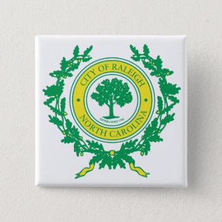 Raleigh North Carolina förseglar Standard Kanpp Fyrkantig 5.1 Cm