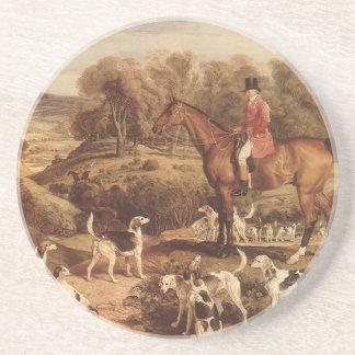 Ralph Lambton och hans hundar av James avvärjer Underlägg